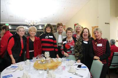 2016 VBC Women's Christmas Dinner
