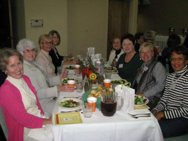 Women's Ministry Fall Retreat Oct. 2012